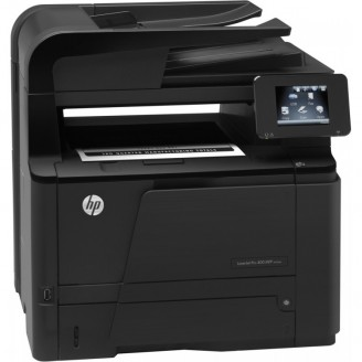 Multifunctionala Laser Monocrom HP LaserJet M425DN, Duplex, A4, 33ppm 1200 x 1200dpi, Fax, Scanner, Copiator, USB, Retea