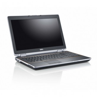 Laptop DELL Latitude E6520, Intel Core i7-2640M 2.80GHz, 4GB DDR3, 120GB SSD, DVD-RW, 15.6 Inch, Webcam, Tastatura Numerica, Grad A-
