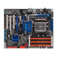 Placa de baza Socket 1366 ASUS P6T SE  + CPU Intel i7-920 2.67Ghz, cooler, fara shield, second hand