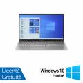 Laptop Nou Asus VivoBook X512DA-BTS2020RL, AMD Ryzen 5 3500U 2.10GHz, 8GB DDR4, 512GB SSD, Bluetooth, Webcam, 15.6 Inch Full HD + Windows 10 Home