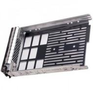 Caddy / Sertar NOU pentru HDD server DELL Gen11/Gen12/Gen13, 3.5 inch, LFF, SAS/SATA
