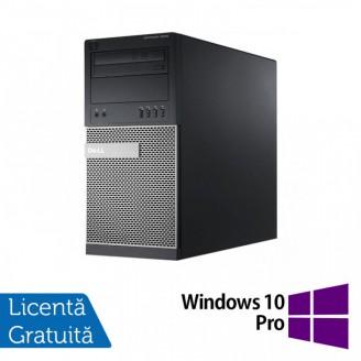 Calculator Dell OptiPlex 980 Tower, Intel Core i5-650 3.20GHz, 4GB DDR3, 320GB SATA, DVD-ROM + Windows 10 Pro