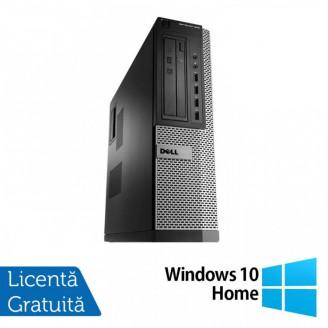 Calculator Dell OptiPlex 990 Desktop, Intel i5-2400 3.10GHz, 4GB DDR3, 250GB SATA, DVD-ROM + Windows 10 Home
