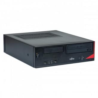 Calculator Fujitsu E520 SFF, Intel Core i3-4130 3.40GHz, 4GB DDR3, 500GB SATA, AMD Radeon R5 240 1GB DDR3 64-bit