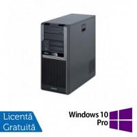 Calculator Fujitsu Siemens CELSIUS W280, Intel Core i5-650 3.20GHz, 4GB DDR3, 250GB SATA, DVD-RW + Windows 10 Pro