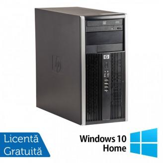 Calculator HP 6300 Tower, Intel Core i7-3770S 3.10GHz, 8GB DDR3, 120GB SSD, DVD-RW + Windows 10 Home