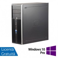 Calculator HP 8300 Tower, Intel Core i5-3470 3.20GHz, 4GB DDR3, 500GB SATA + Windows 10 Pro