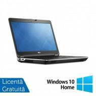Laptop DELL Latitude E6440, Intel Core i5-4310M 2.70GHz, 4GB DDR3, 120GB SSD, DVD-RW, 14 Inch Full HD, Fara Webcam + Windows 10 Home