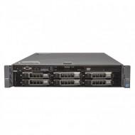 Server Dell PowerEdge R710, 2 x Intel Xeon Hexa Core L5640 2.26GHz - 2.80GHz, 24GB DDR3 ECC, 2x 1TB SATA - 3,5 Inch, Raid Perc H700, Idrac 6 Enterprise, 2 Surse