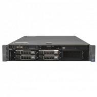 Server Dell PowerEdge R710, 2x Intel Xeon Hexa Core X5650, 2.66 – 3.06GHz, 32GB DDR3 ECC, 4 x 1TB SATA - 3.5 Inch, Raid Perc H200, Idrac 6 Enterprise, 2 surse redundante