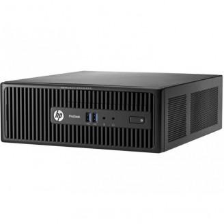 Calculator HP 400 G3 SFF, Intel Core i3-6100 3.70GHz, 4GB DDR4, 500GB SATA, DVD-RW