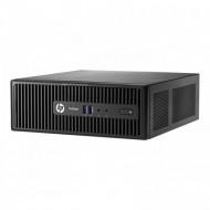 Calculator HP 400 G2 SFF, Intel Core i7-4770 3.40GHz, 8GB DDR3, 500GB SATA, DVD-RW