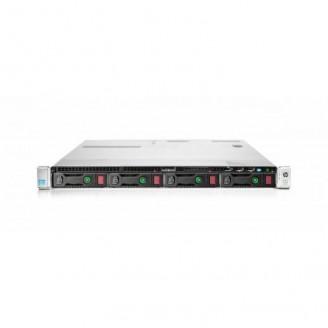 Server HP ProLiant DL360P G8, 1U, 2x Intel Deca Core Xeon E5-2660 V2 2.20GHz - 3.00GHz, 16GB DDR3 ECC Reg, 2 x HDD 500GB SATA, Raid P420i/1GB, 2 X 10Gb SFP+, iLO 4 Advanced, 2x Surse 750W