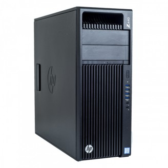 Workstation HP Z440, Intel Xeon Hexa Core E5-1650 V3 3.50GHz - 3.80GHz, 16GB DDR4 ECC, 480GB SSD + 4TB HDD, nVidia Quadro K2200/4GB