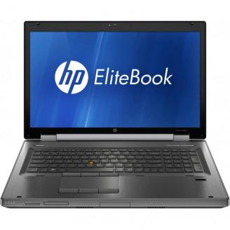 Laptop HP EliteBook 8760W, Intel Core i7-2630QM 2.00GHz, 8GB DDR3, 500GB SATA, DVD-RW, NVIDIA Quadro 3000M 1GB GDDR5, 17.3 Inch Full HD, Webcam