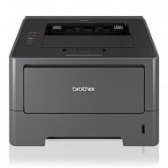Imprimanta Laser Monocrom Brother HL-5450DN, A4, 38ppm, Duplex, Retea, USB, Toner si Unitate Drum Noi