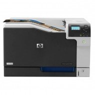 Imprimanta Laser Color HP LaserJet CP5525DN, Duplex, A3, 30 ppm, 600 x 600 dpi, USB, Retea, Tonere Noi