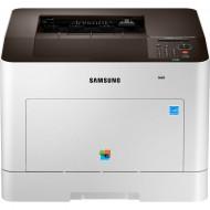 Imprimanta Laser Color Samsung ProXpress SL-C3010ND, Duplex, A4, 30ppm, 9600 x 600dpi, Retea, USB