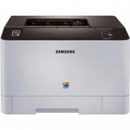 Imprimanta Laser Color Samsung Xpress SL-C1810W, A4, 18ppm, 9600 x 600dpi, Wireless, USB