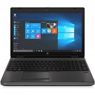 Laptop HP 6570b, Intel Core i5-3210M 2.50GHz, 4GB DDR3, 240GB SSD, DVD-RW, 15.6 Inch, Webcam, Tastatura Numerica, Grad B (0314)