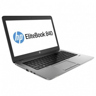 Laptop HP Elitebook 840 G2, Intel Core i5-5300U 2.30GHz, 4GB DDR3, 240GB SSD, 14 Inch, Webcam