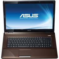Laptop Asus K72F, Intel Pentium P6100 2.00GHz, 4GB DDR3, 500GB SATA, DVD-RW, 17.3 Inch, Webcam, Tastatura Numerica