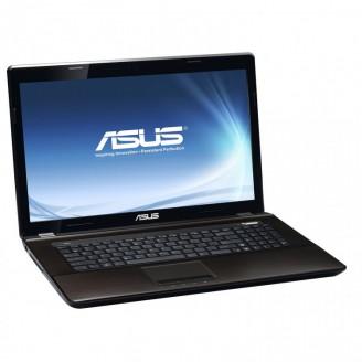 Laptop Asus K73M, Intel Core i3-2310M 2.10GHz, 4GB DDR3, 500GB SATA, DVD-RW, 17.3 Inch, Webcam, Tastatura Numerica, Baterie consumata