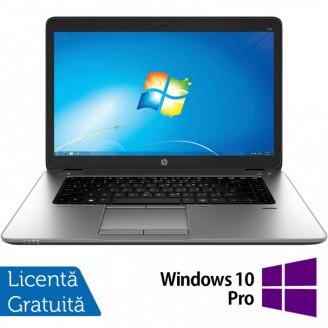 Laptop HP EliteBook 850 G1, Intel Core i7-4600U 2.10GHz, 8GB DDR3, 120GB SSD, Webcam, 15.6 Inch + Windows 10 Pro