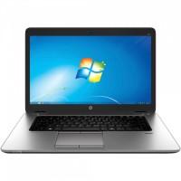 Laptop HP EliteBook 850 G1, Intel Core i7-4600U 2.10GHz, 4GB DDR3, 120GB SSD, 15.6 Inch, Webcam, Grad B (0309)