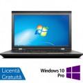 Laptop LENOVO ThinkPad L530, Intel Core i5-3230M 2.60GHz, 4GB DDR3, 500GB SATA, DVD-RW, 15.6 Inch, Fara Webcam + Windows 10 Pro