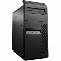 Calculator Lenovo Thinkcentre M83 Tower, Intel Pentium G3220 3.00GHz, 4GB DDR3, 250GB SATA, DVD-ROM