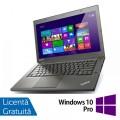 Laptop Lenovo ThinkPad T440, Intel Core i5-4300U 1.90GHz, 4GB DDR3, 120GB SSD, 14 Inch, Webcam + Windows 10 Pro