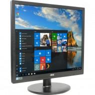 Monitor AOC E960SR, 19 Inch LCD, 1280 x 1024, VGA, DVI