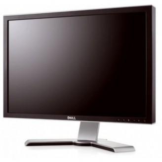 Monitor DELL UltraSharp 2408WFP, 24 Inch, 1920 x 1200, VGA, DVI, HDMI, DisplayPort, USB, Grad A-
