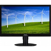 Monitor LPHILIPS 241B4L, 24 Inch Full HD LCD, VGA, DVI