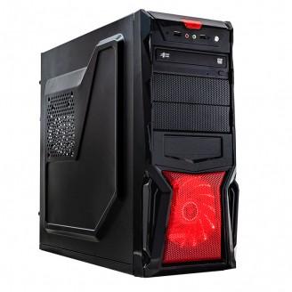 Sistem PC G6, Intel Celeron Gen a 6-a G3900 2.80GHz, 8GB DDR4, 120GB SSD + 500GB HDD, DVD-RW