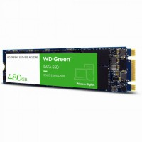 SSD Western Digital WDS480G2G0B, 480GB, SATA III, M.2 2280