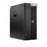 Workstation DELL Precision T3610 Intel Xeon Quad Core E5-1620 V2 3.70-3.90GHz, 32GB DDR3 ECC, 120GB SSD + 2TB HDD SATA, DVD-ROM + NVIDIA QUADRO K2200/4GB