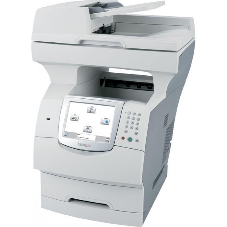 Multifunctionale laser Lexmark X644e, Scanner, Copiator, Fax, Imprimanta, Usb, Retea