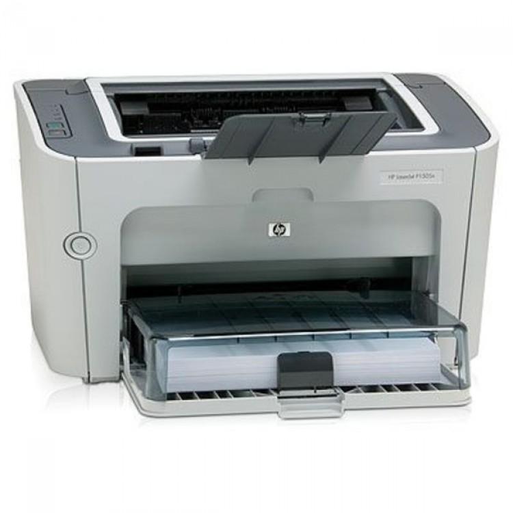 Imprimanta laser monocrom HP P1505, USB, 23ppm, 600 x 600 dpi