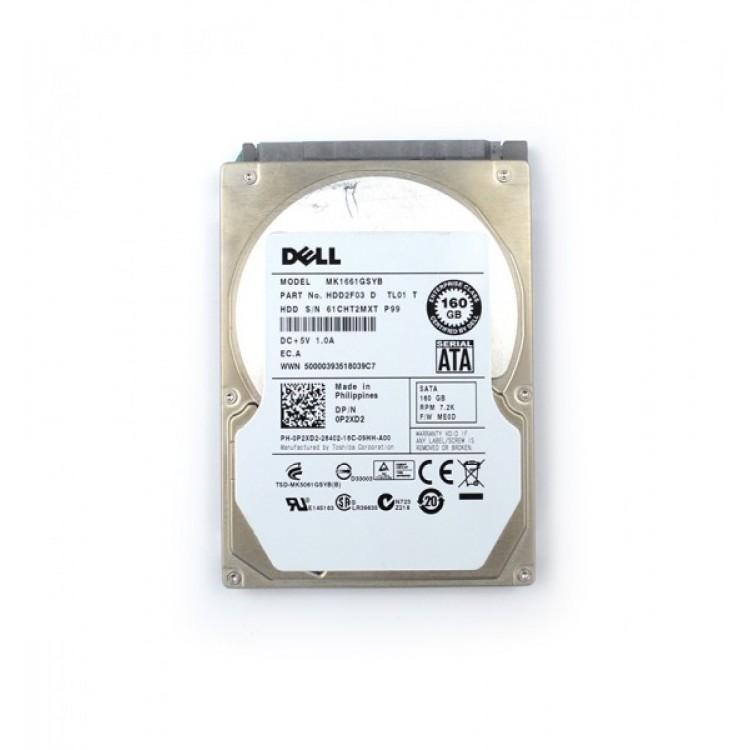 Imagine indisponibila pentru HDD Laptop 160GB SATA, 2.5 inch, Diverse Modele