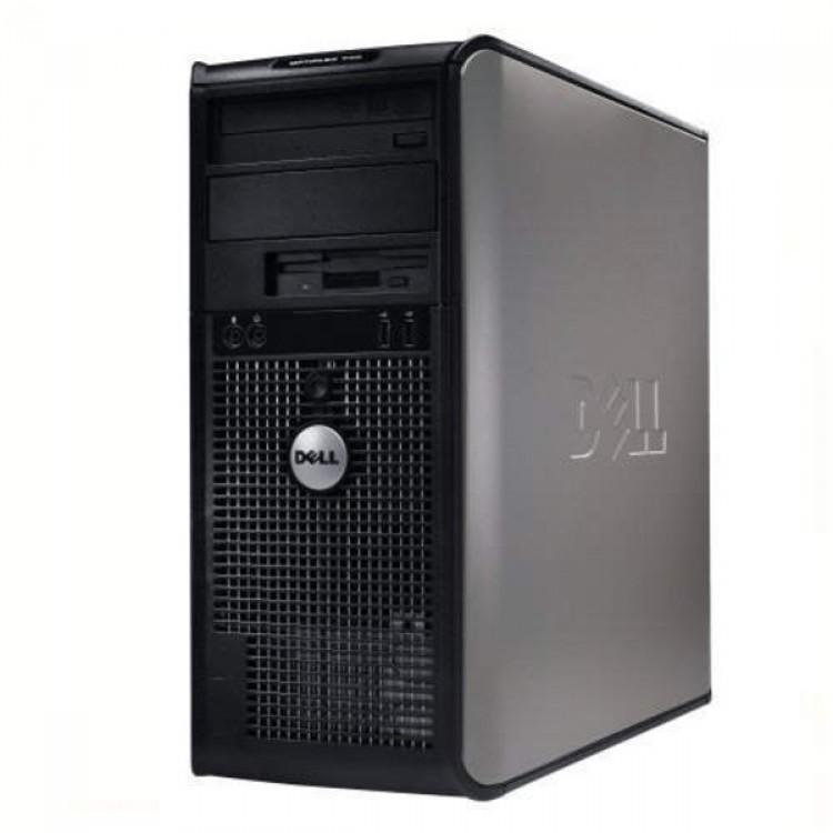 Calculator Dell OptiPlex 755 Tower, Intel Pentium Dual Core E2160 1.80GHz, 2GB DDR2, 250GB SATA DVD-RW