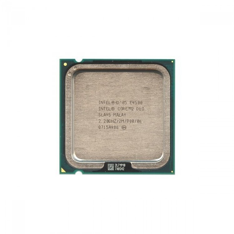 procesor intel core2 duo e4500, 2.2ghz, 2mb cache, 800 mhz fsb