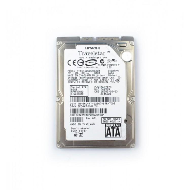 Imagine indisponibila pentru HDD Laptop 60GB SATA, 2,5 inch, Diverse Modele