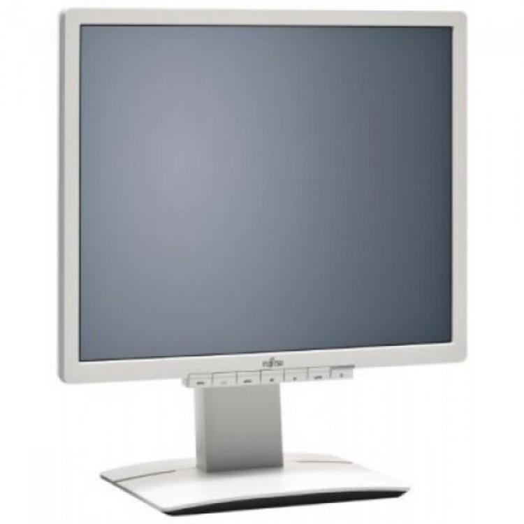 Monitor LCD 19 inci Fujitsu Siemens B19-6, 1280 x 1024 dpi, LED Backlight