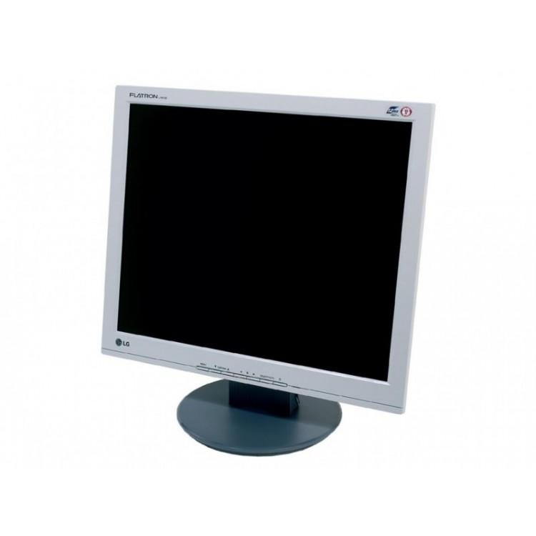 Monitor LG L1915 LCD, 19 inci, 1280x1024, 12 ms, VGA