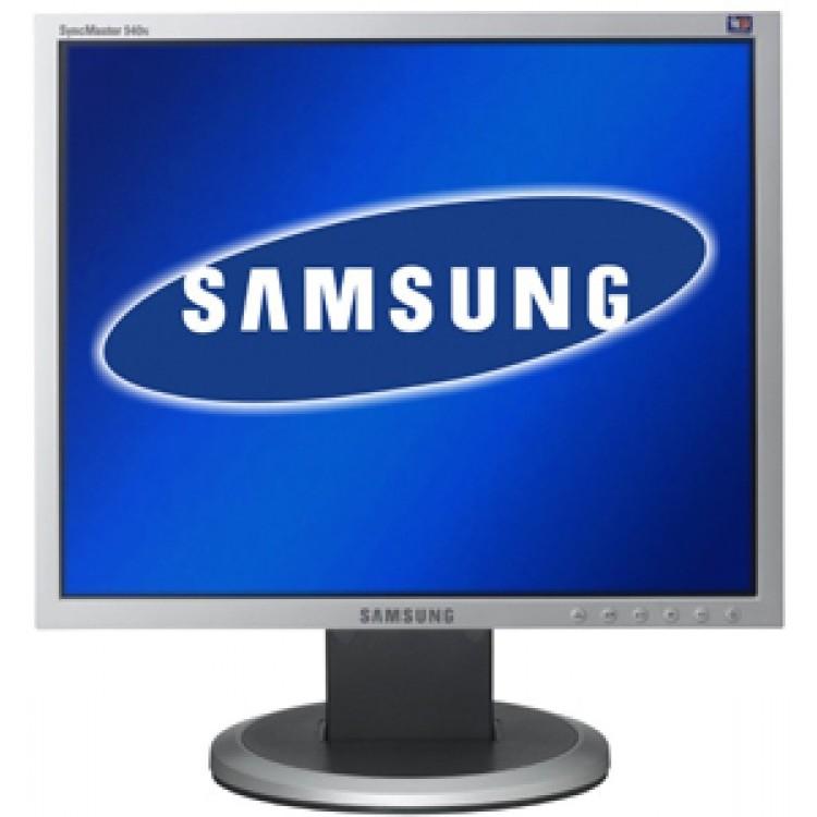 Monitor LCD Samsung 940N, 19 Inch, 1280 x 1024, VGA, Grad A-, Fara picior