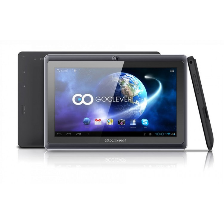 Imagine indisponibila pentru Tableta GOCLEVER Terra 70L, Dual Core A5 1.0GHz, 1Gb RAM, 7 inch, Android 4.1.1
