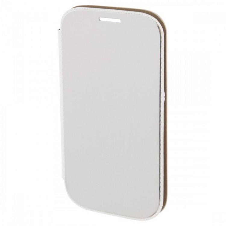 Husa Flip HAMA Diary Case HTC ONE M8 Silver
