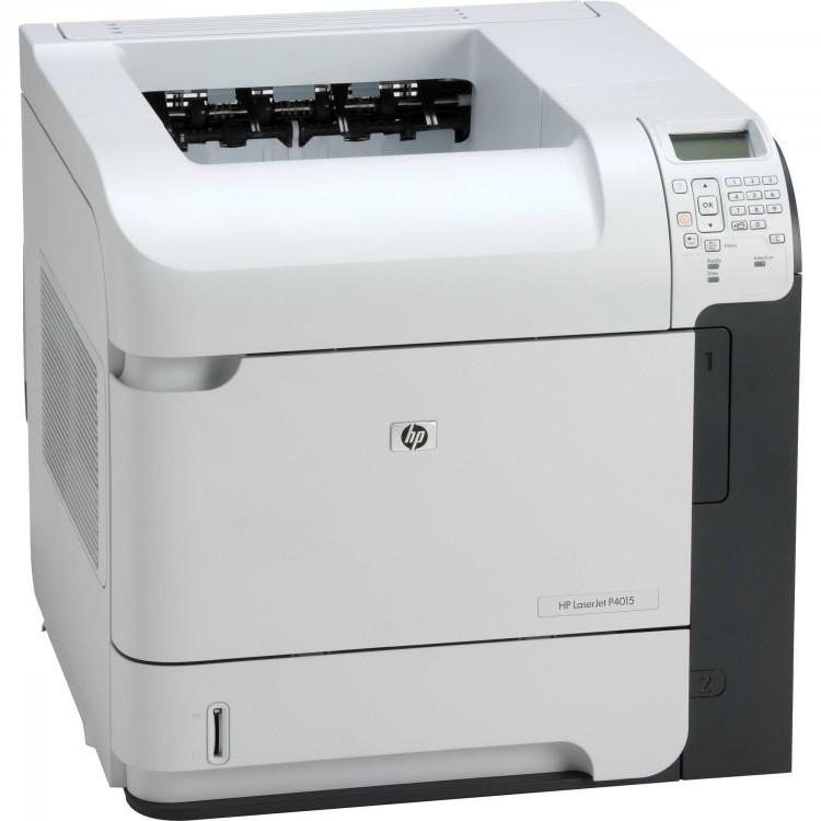 Imprimanta Laser Monocrom HP LaserJet P4015x, Duplex, A4, 52 PPM, 1200 x 1200, Retea, USB